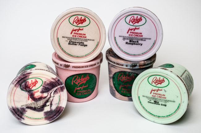 Ritchey's Dairy Ice Cream